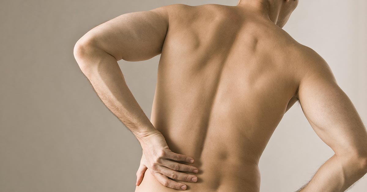 Anchorage back pain treatment by Dr. David J. Mulholland