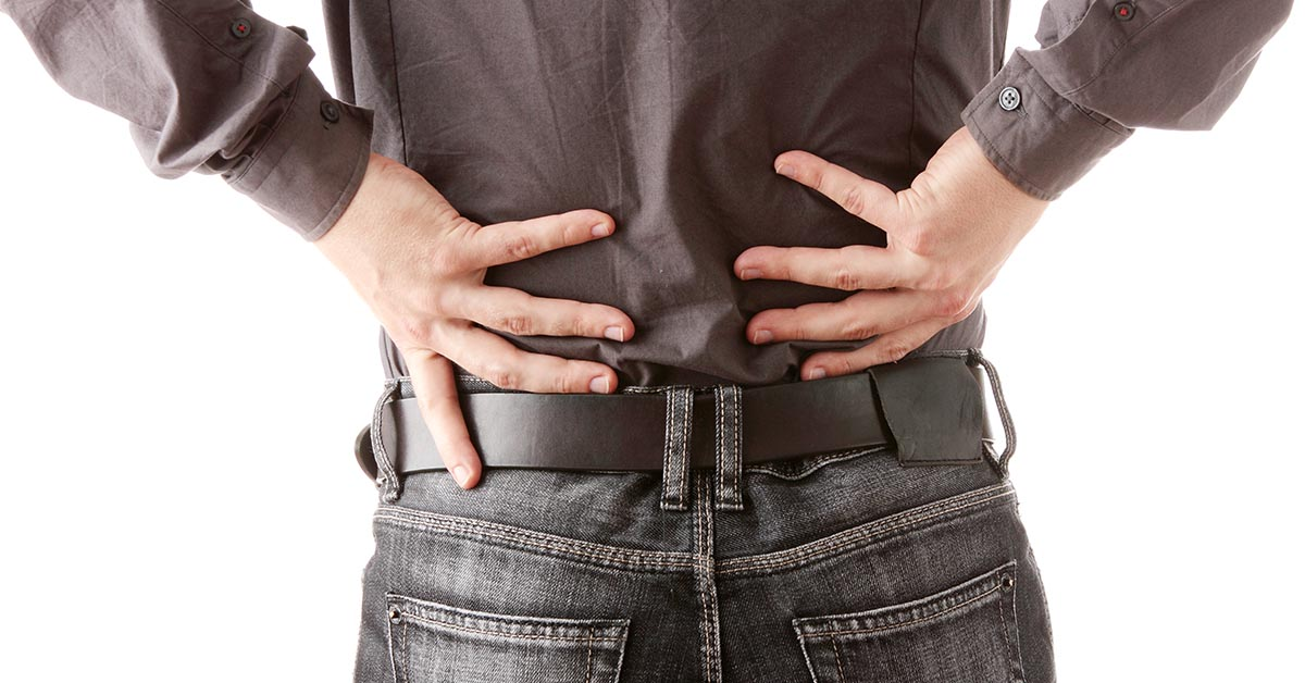 Anchorage chiropractic back pain treatment
