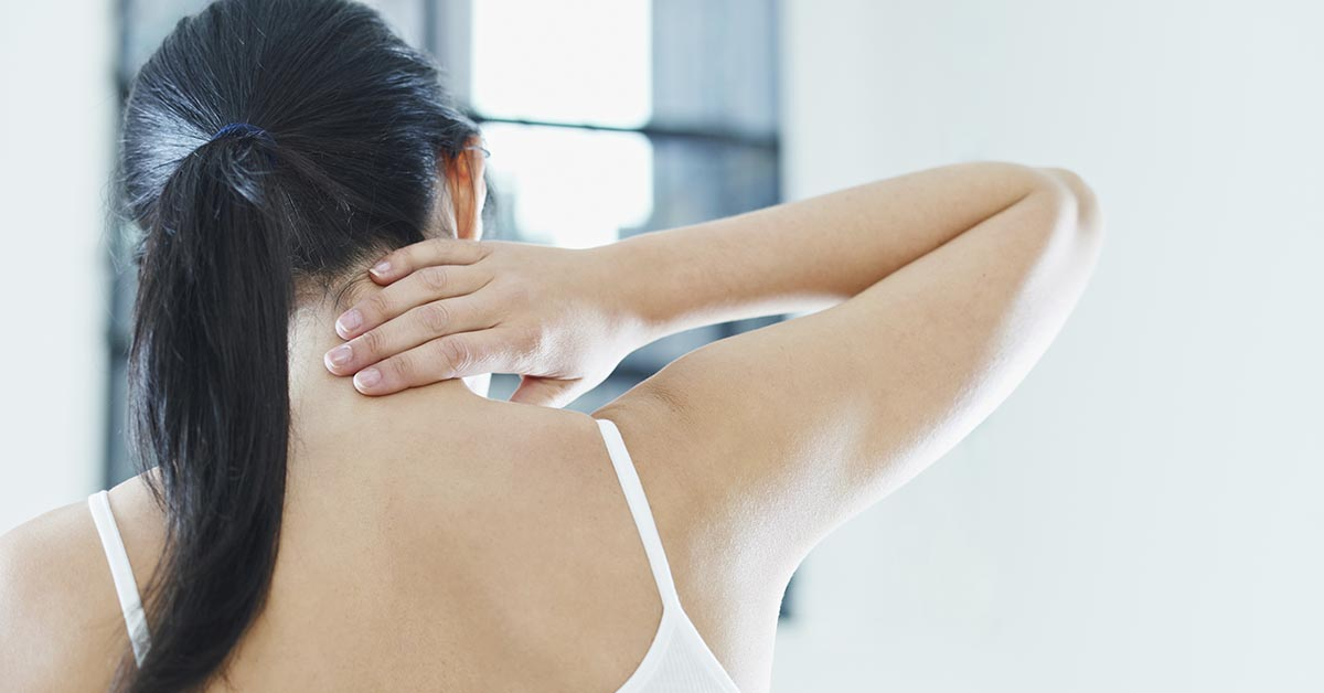 Anchorage chiropractic neck pain treatment